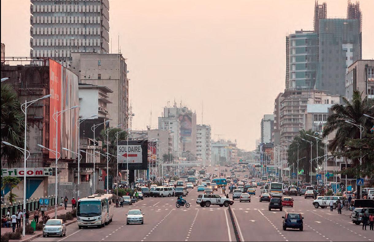 19 Juin 2020 : Drépanocytose en RDC : séances de sensibilisation à Kinshasa